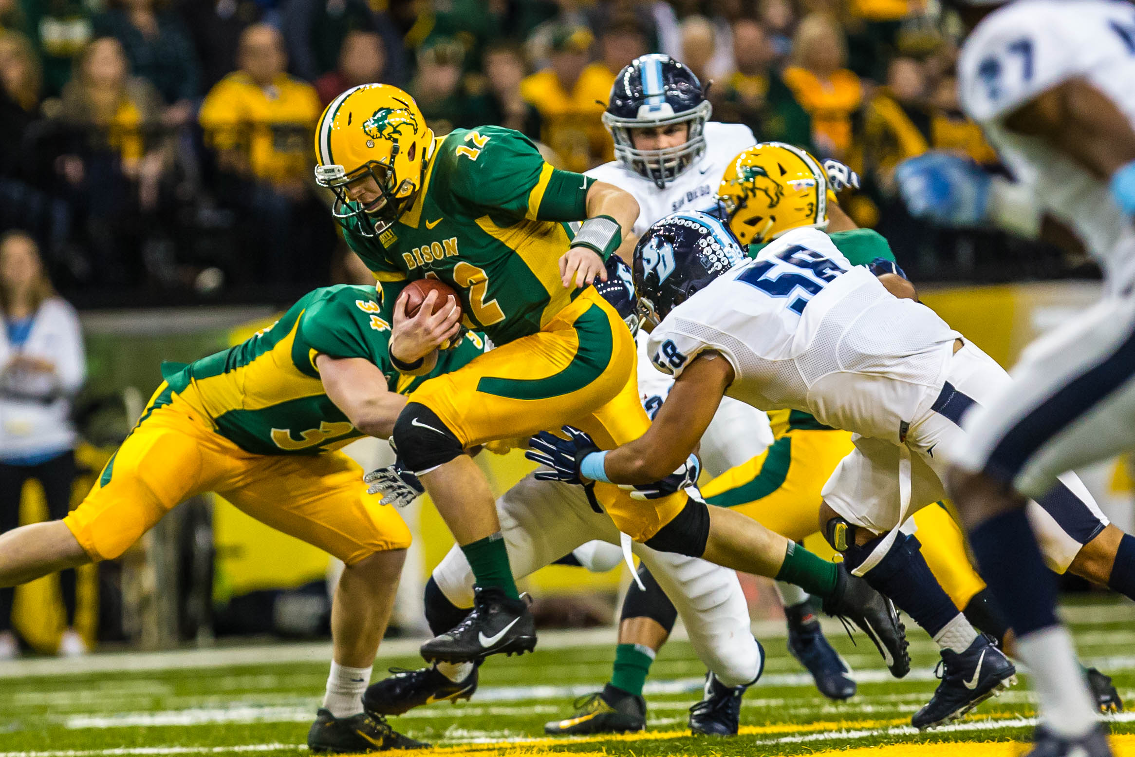 Bison Football Moving From ESPN3 to ESPN+ in 2018 - NDSU
