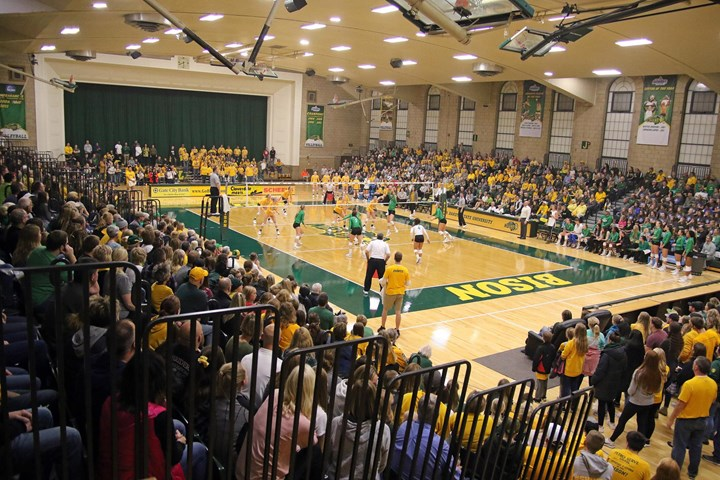 NDSU Volleyball Releases 2019 Schedule