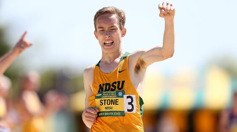 Elliott Stone Honored as Summit League Scholar-Athlete of the Year